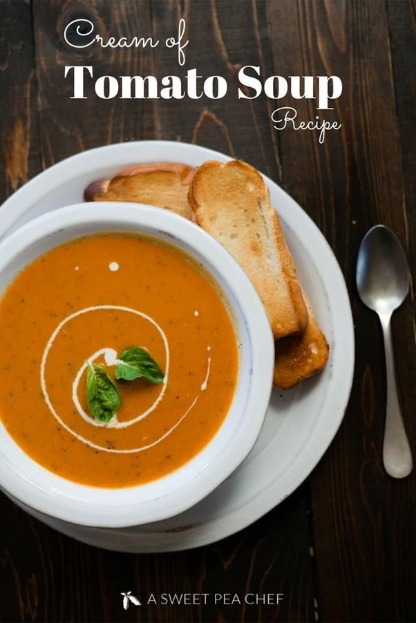 how to make tomato soup taste better