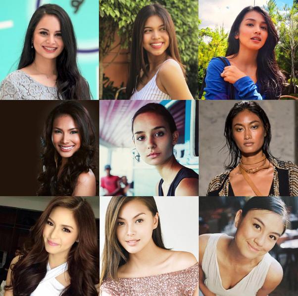 Thai vs filipino women
