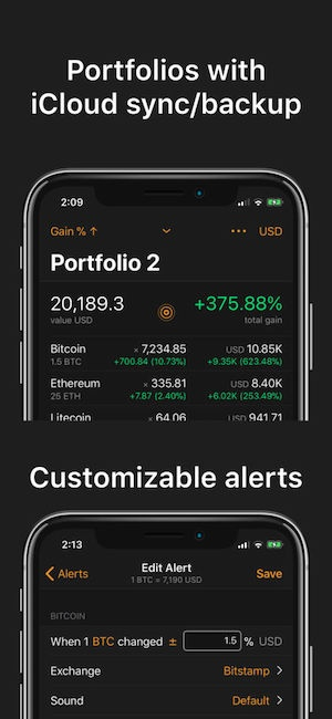 Best crypto alert app for android