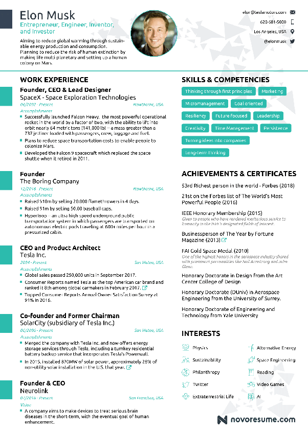 What Are Some Best Free Resume Building Sites For The