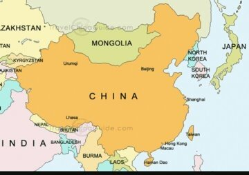How do indias neighbours see indias map quora chinas map according to china gumiabroncs Choice Image