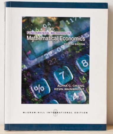 Schaums Introduction To Mathematical Economics Pdf