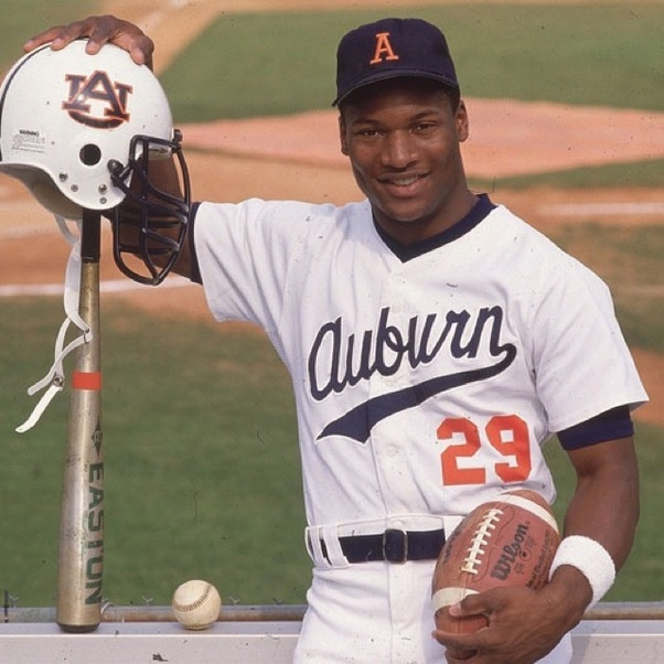 What Was Bo Jacksons Baseball Jersey Number Quora