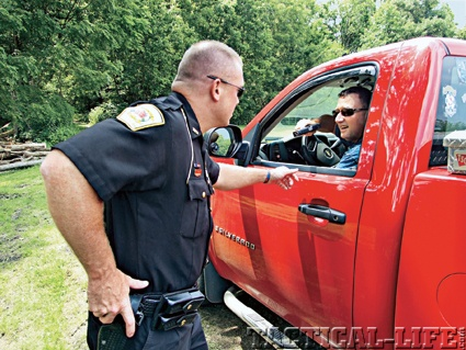 I got a speeding ticket in Temple, GA, Carroll County for doing 60