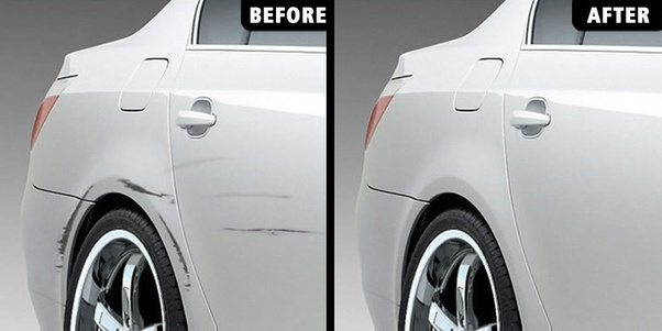How To Get Rid Of Small Dents In Car Doors