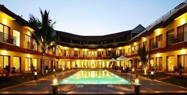 U Tropicana Beach Resort Alibaug 93 Km From Mumbai
