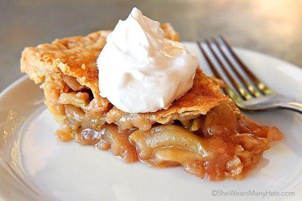 Apple Pecan Pie Cake