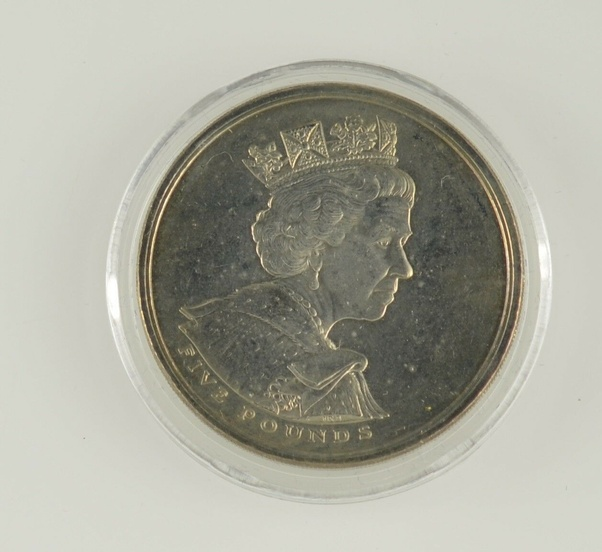 What is my Elizabeth II 2002 coin worth? - Quora