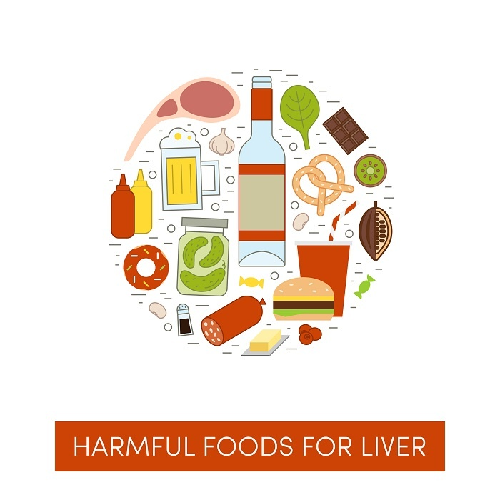 What are the foods to avoid for fatty liver? - Quora