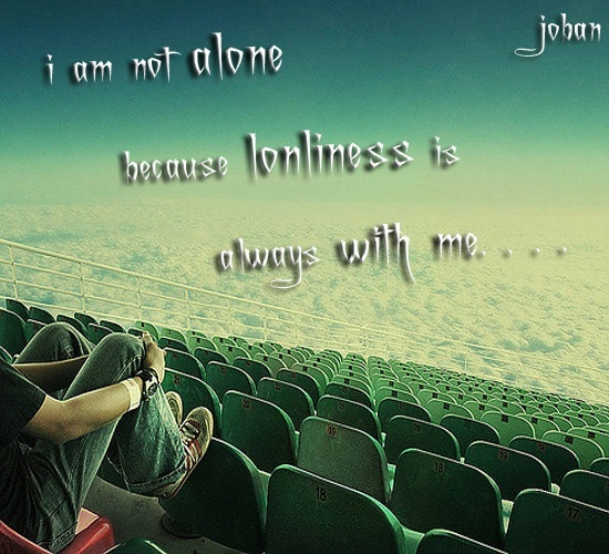 What Are Some Of The Best Quotes On Loneliness Quora