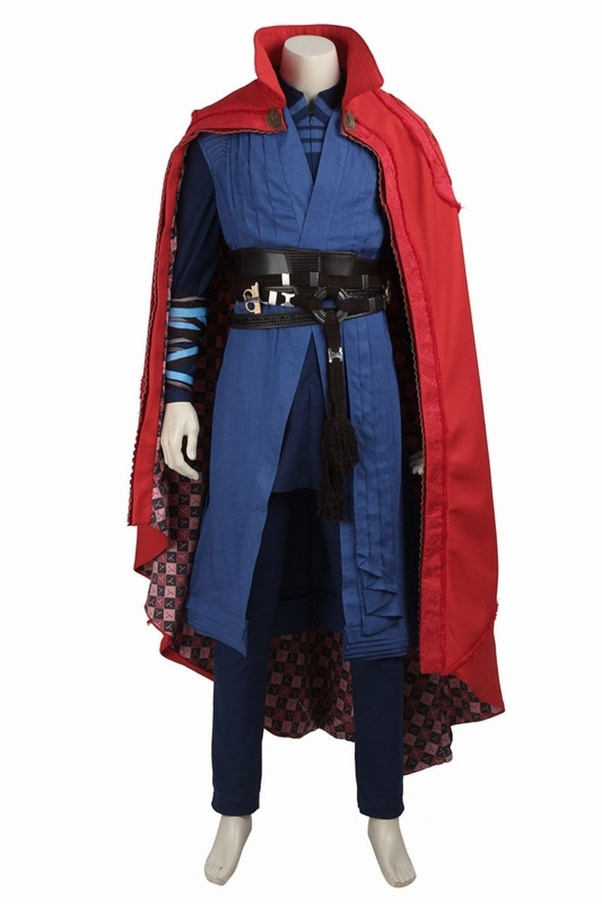 How to make your avengers infinity war doctor strange cosplay quora pics are taken from google images and doctor strange stephen cosplay costume solutioingenieria Images