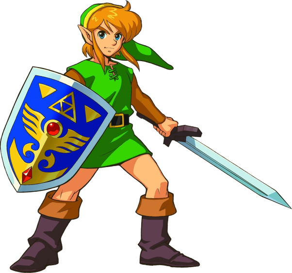 Which 'The Legend of Zelda' game is Link at his most powerful? - Quora