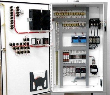 What are electrical panels and PLC? - Quora