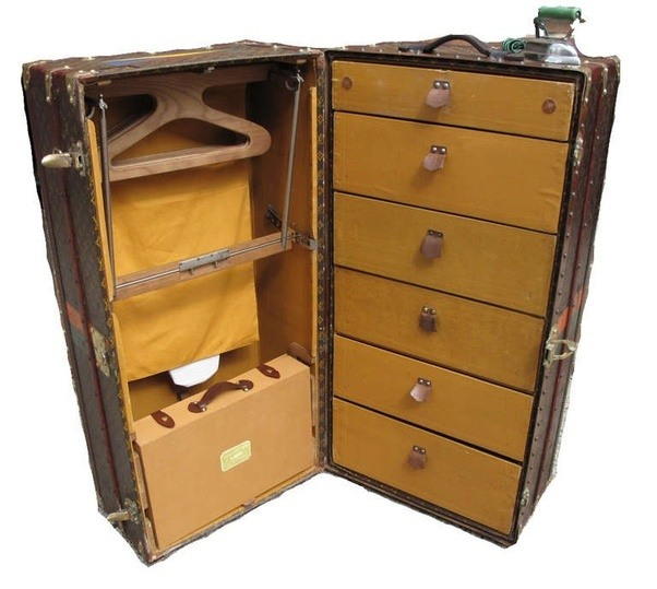 A Chest Of Drawers Is Literally A Chest Of Drawers Back When The Uppercrust Social Set Had Plenty Of Inexpensive Servants To Handle Their Luggage