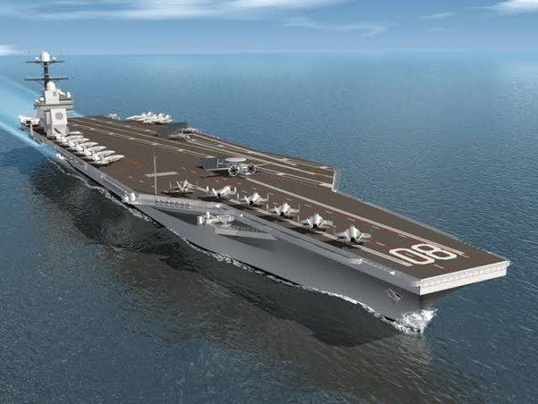 Why does India need third aircraft carriers? - Quora