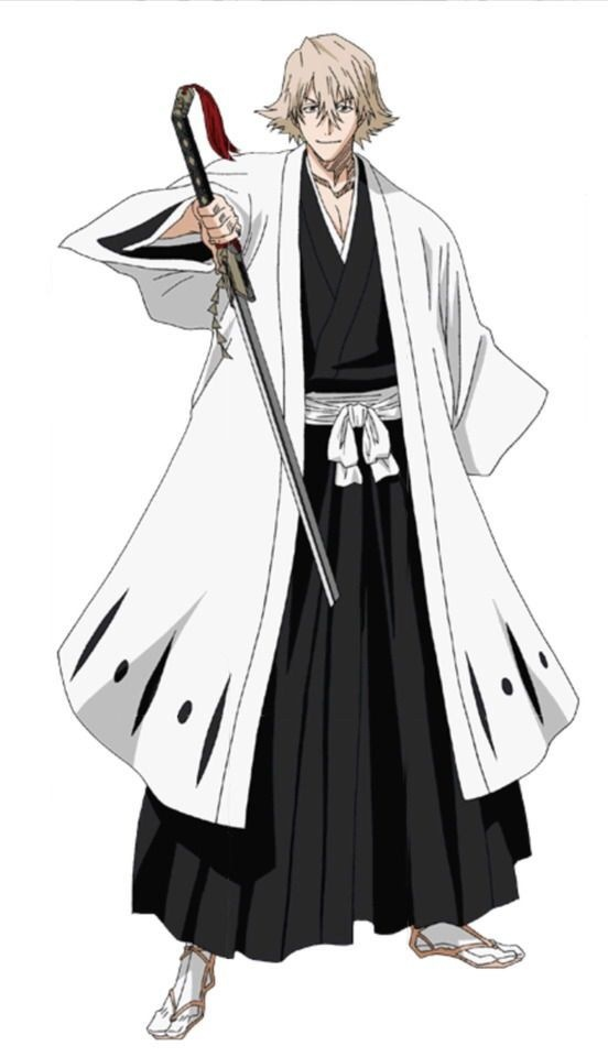 Bleach Captain Names What are the names of ...