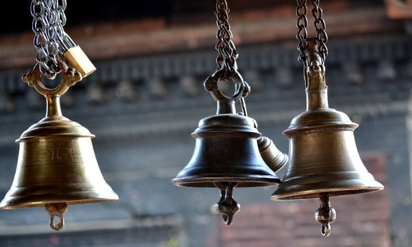 What is the significance of bells in Hindu temples? - Quora