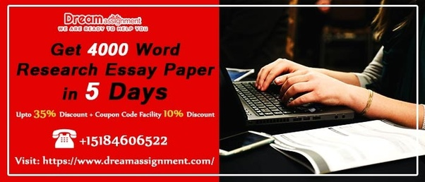 4000 word essay structure