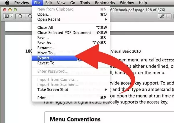 how to open a pdf file in ppt