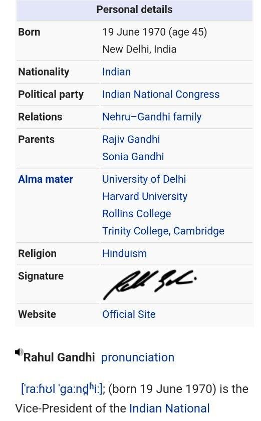 What Is The Religion And Caste Of Rahul Gandhi Quora - Gandhi religion