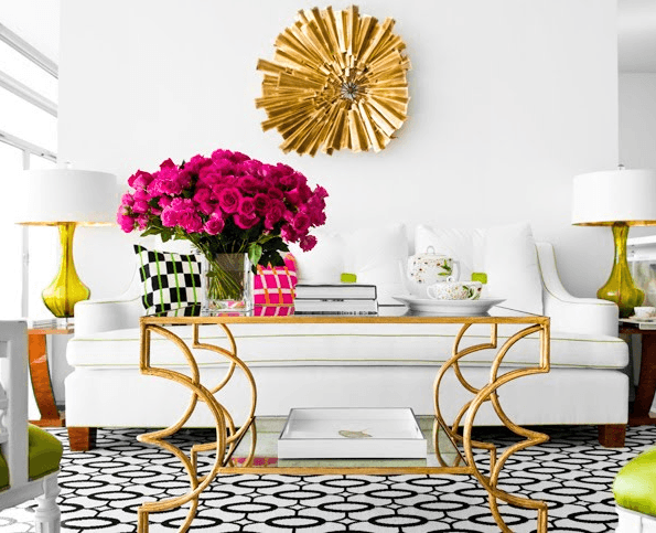 Image result for Add Color to your Interior, Add Flowers!