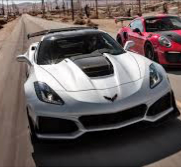 Would you rather get a C8 Corvette or the new Tesla ...