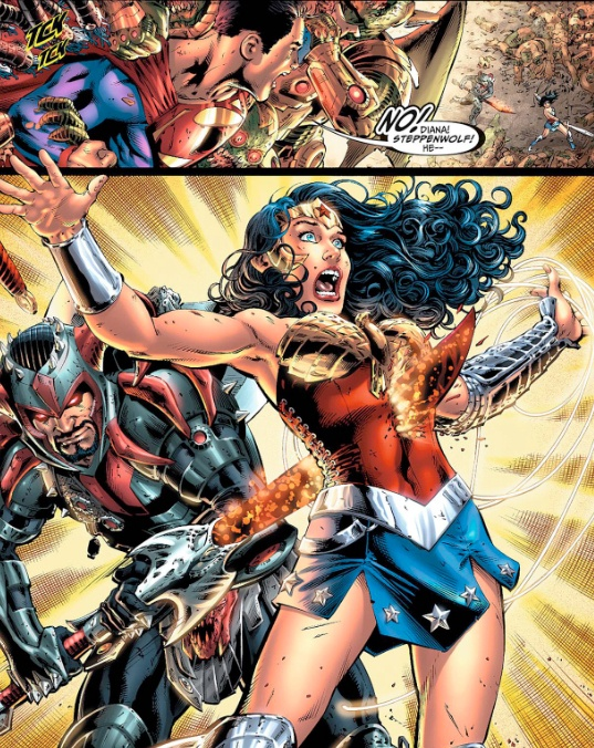 Are Wonder Woman & Thor evenly matched? - Quora