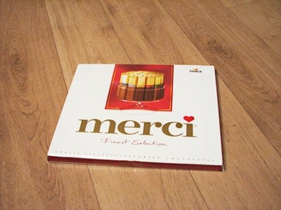 Why Does The German Chocolate Brand Merci Use A French