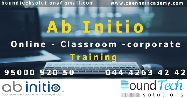 Which is best for Ab Initio online training? - Quora