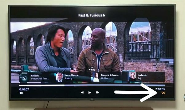 How to get subtitles on Amazon Prime on Smart TV - Quora