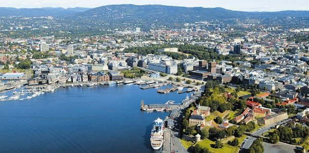 Oslo In The Summer