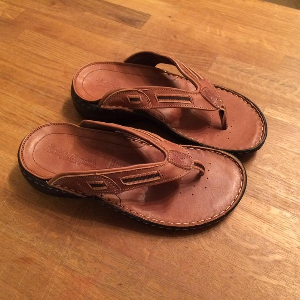 Of Model For The Best MenQuora Woodland What's Sandals hQCrsdt