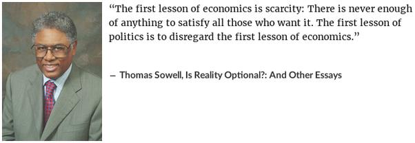 scarcity essay economics