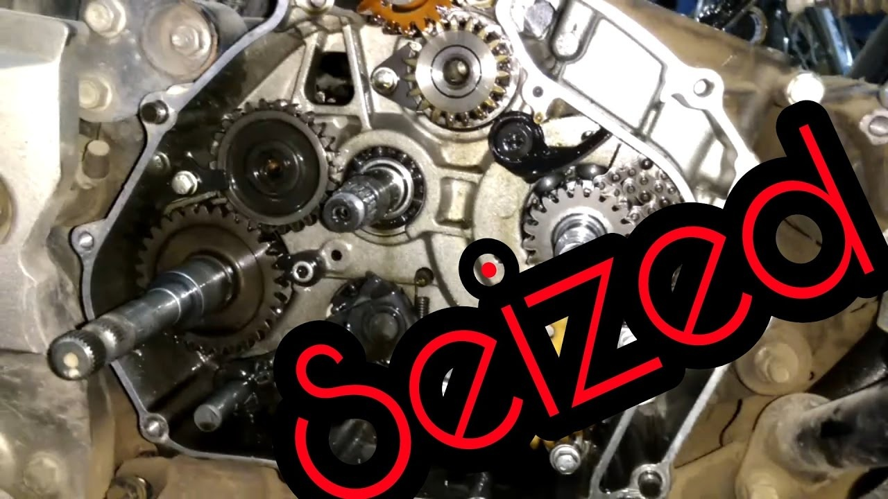 Much As We Like Working On Our Old Engines There Is A Restriction To What Many Of Us Can Handle And Seized Engine Pretty That Limit
