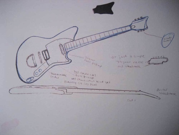 What modifications did Kurt Cobain make to his Guitar? Did ... on kay guitar wiring diagram, epiphone les paul wiring diagram, gibson explorer wiring diagram, ibanez bass wiring diagram, gibson sg wiring diagram, gibson les paul standard wiring diagram, esp ltd wiring diagram,