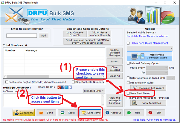 I want to purchase a bulk SMS software that I can send