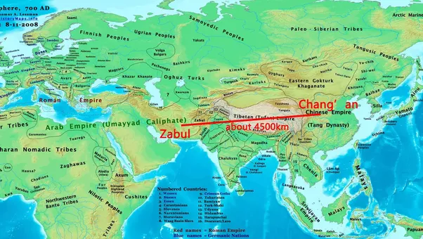How powerful was ancient china quora it was astonishing that ancient china had the power to interfere the politics of persia and arabia especially under that poor comunication and gumiabroncs Image collections