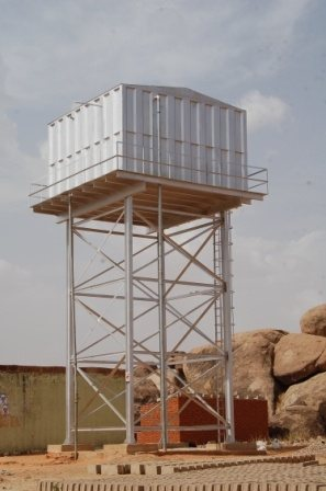 What Is The Use Of Overhead Water Tanks Quora