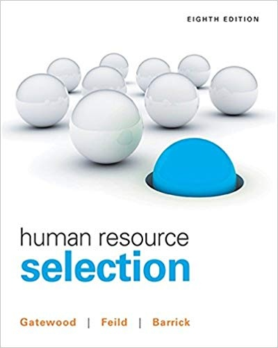 Resource management edition human 8th gary pdf dessler