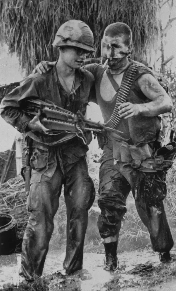 Was the Vietnam War really that terrifying for soldiers? I remember