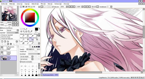 What is used by manga artists to color their work? - Quora