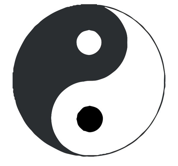What is the meaning of ying yang symbol? - Quora