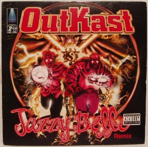Outkast - ATLiens - The Cover Cove - Quora