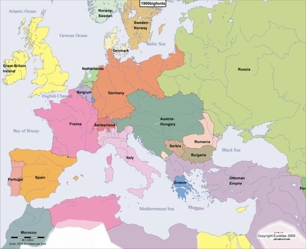 Why is europe divided into many small countries quora gumiabroncs Choice Image