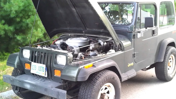 What is the best V8 engine to put in a Jeep Wrangler? Why