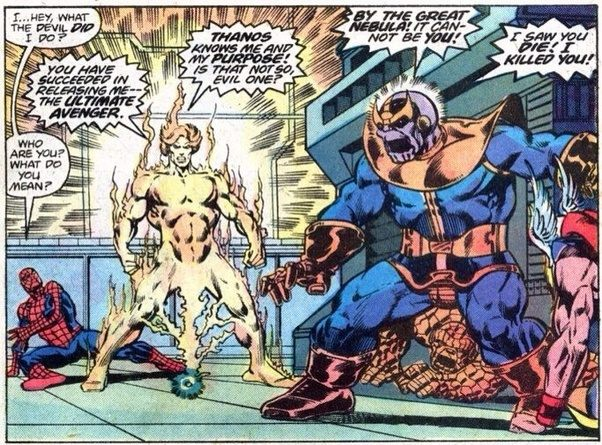 Can Anyone Beat Thanos Quora