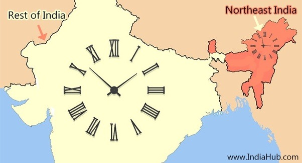 Should India have multiple time zones What would be the cost of