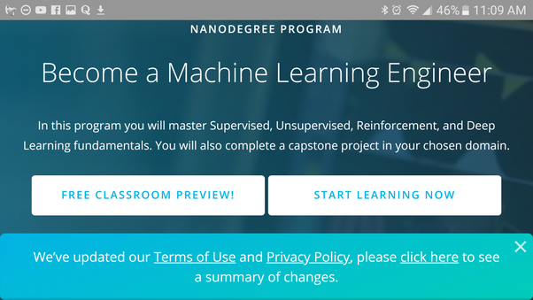 What's the best free online courses to learn AI/ML technologies