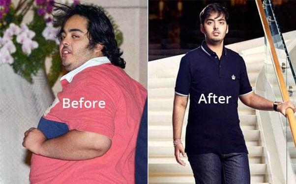 anant ambani pierdere în greutate quora