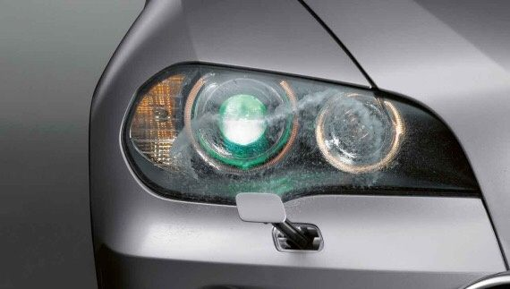 Why Do Certain Cars Have Wipers On The Headlights Quora